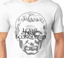 Ceasar Conquered Unisex T-Shirt