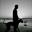 Dog's best friend 2 by Nada  Pantle