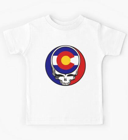 Colorado Stealie Kids Tee