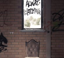 Always Watching by KateJasmine