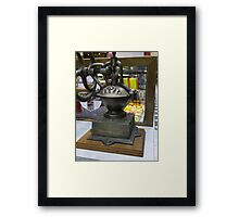 In use or purely decorative? Framed Print