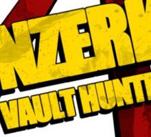 Gunzerker Sticker