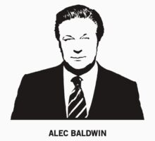 Alec Baldwin One Piece - Short Sleeve