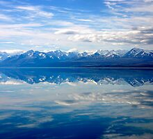Lake Pukaki and Mount Cook by jwwallace