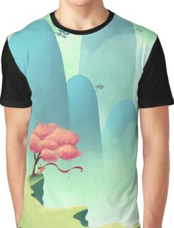 Eastern Breeze Graphic T-Shirt