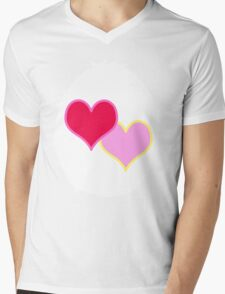 All you need is Love-A-Lot Mens V-Neck T-Shirt