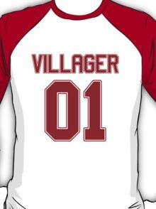 Villager Jersey Baseball T-Shirt