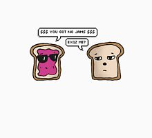 [Cute toasts] - You got no jams - Rap Monster (BTS) Womens Fitted T-Shirt