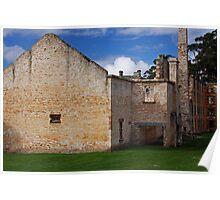 Port Arthur Penitentiary  Ruins Poster