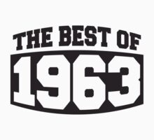 The Best Of 1963 by Style-O-Mat