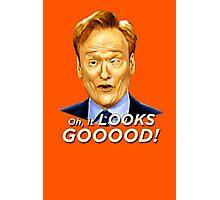 Conan Looks Good Photographic Print