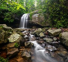 """Downstream"" ∞ Buderim, QLD - Australia  by Jason Asher"