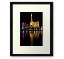 It's Not Paris Framed Print