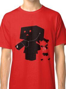DANBO and YOTSUBA Silhouette Ipod Classic T-Shirt