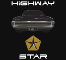 Highway Star by bonchustown