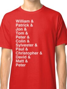 First name terms Classic T-Shirt