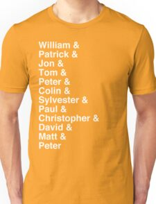 First name terms Unisex T-Shirt