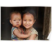 Khau Vai sisters, Ha Giang Province, Vn... Poster
