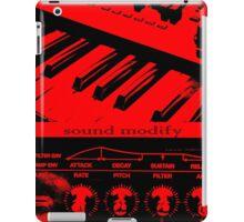 Synth Keyboard Sound Modify iPad Case/Skin