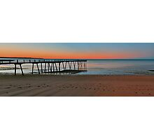 Sunset Panorama Photographic Print
