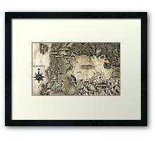 Alagaesia Framed Print