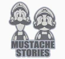 Mustache Stories by Jetti