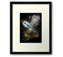 The ballad of Serenity Framed Print