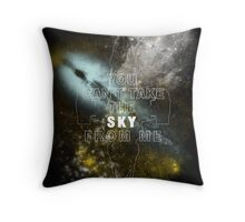 The ballad of Serenity Throw Pillow