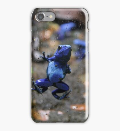Poison Frog Screen Cling iPhone Case/Skin