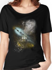 The ballad of Serenity Women's Relaxed Fit T-Shirt