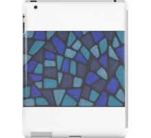 Blue Reptile iPad Case/Skin