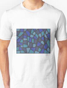 Blue Reptile Unisex T-Shirt