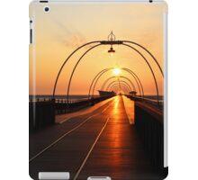 Southport Pier Sunset iPad Case/Skin