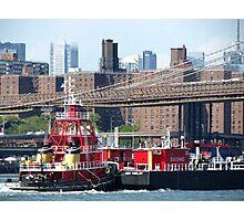 The big city, NYC Photographic Print