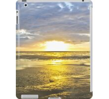 Crosby Beach Sunset iPad Case/Skin