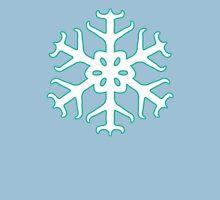 snow flake  snowflake flocon neige ski Unisex T-Shirt