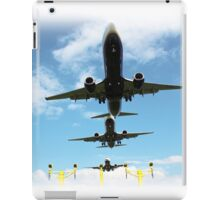 Three plane composite iPad Case/Skin