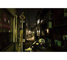 Ken in Tokyo Photographic Print