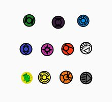 Lantern Symbols Unisex T-Shirt