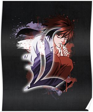 Death Note L by hardsign