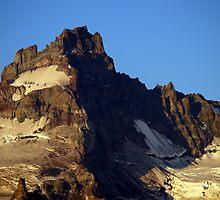 Mt Rainier by Loisb