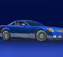 2000 Cadillac SLR by DaveKoontz