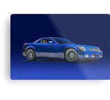 2000 Cadillac SLR Metal Print