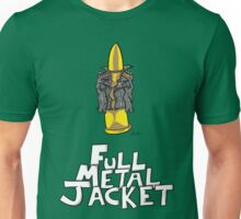 Full Metal Jacket Bullet Unisex T-Shirt
