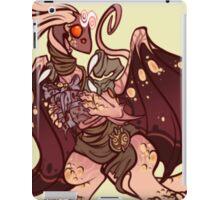plague momma iPad Case/Skin