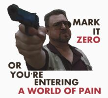 Mark it Zero by Cimoe