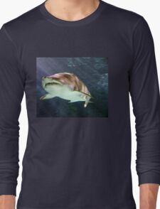 Shark in Motion Long Sleeve T-Shirt