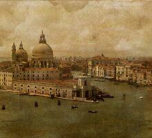Vintage Venice by Lois  Bryan
