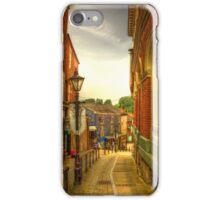 Bridge Street Brow, Stockport iPhone Case/Skin