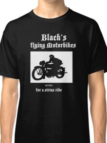 Black's Flying Motorbikes Classic T-Shirt